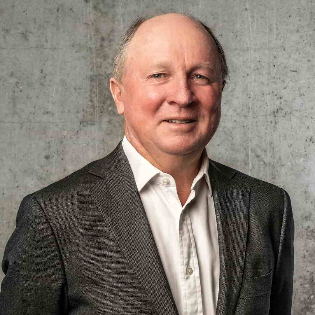 Gordon Dickinson - Rubicon Water Chairman