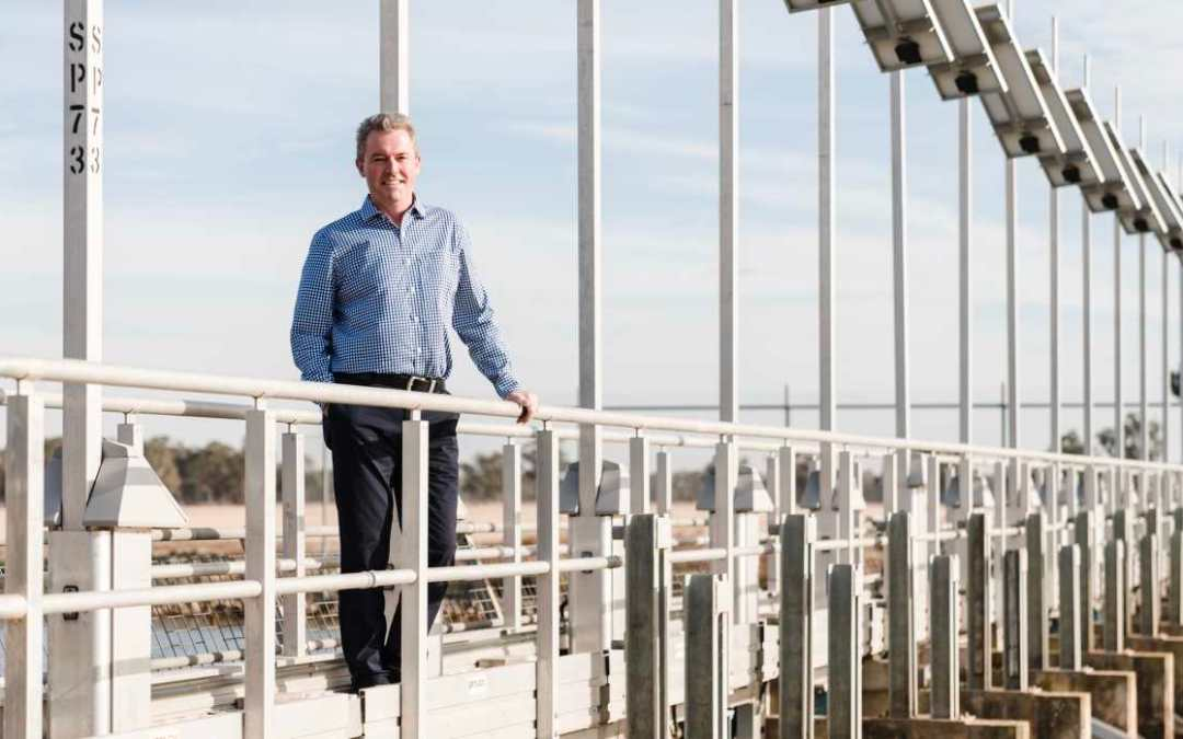 Bruce Rodgerson Interviewed by AFR following Rubicon Water IPO