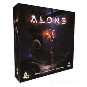 Alone (GHE090) - Giochi da tavolo - Ghenos - Giocattoli   chegiochi.it