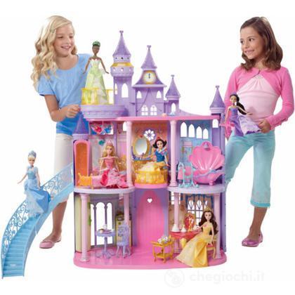 Il castello dei sogni delle principesse Disney V9233
