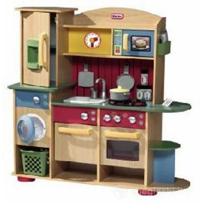 Cucina Legno Premium  Cucina  Little Tikes  Giocattoli  chegiochiit