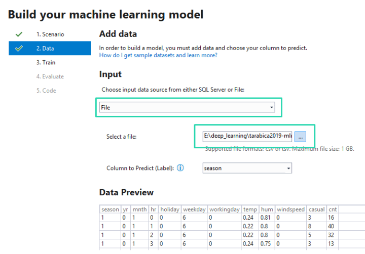 Guide to Machine Learning with ML NET 1 0