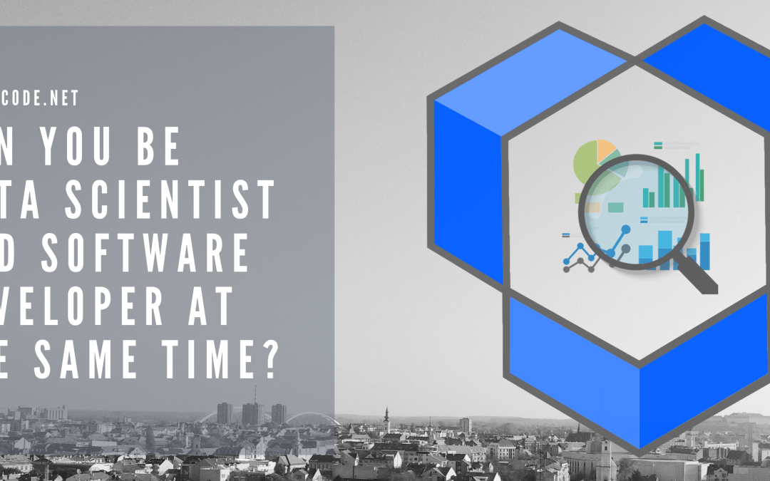 Can you be Data Scientist and Software Developer at the same time?