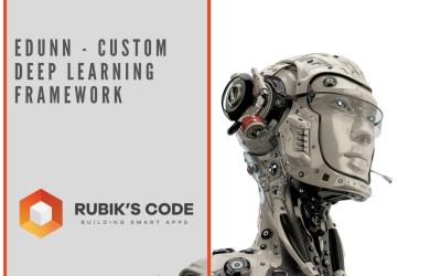 EduNN – Custom Deep Learning Framework for Education