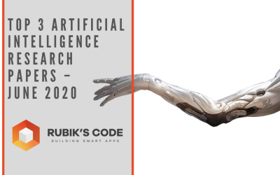 Top 3 Artificial Intelligence Research Papers – June 2020