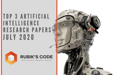Top 3 Artificial Intelligence Research Papers – July 2020