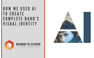 How we used AI to Create Complete Band's Visual Identity