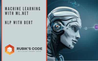 Machine Learning with ML.NET – NLP with BERT