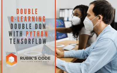 Double Q-Learning & Double DQN with Python and TensorFlow