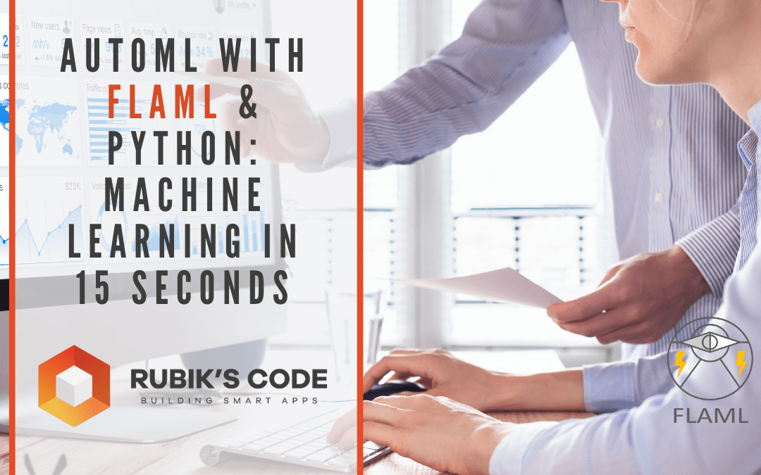 AutoML with FLAML & Python: Machine Learning in 15 Seconds Featured