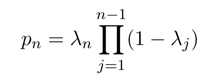 PonderNet Geometric Distribution