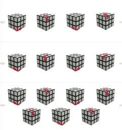 how to solve a rubix cube [ 2000 x 1221 Pixel ]