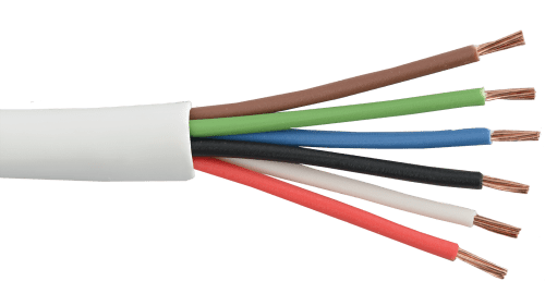 small resolution of commercial grade general purpose 22 awg 6 conductor cable