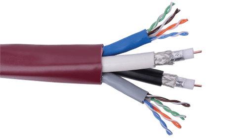 small resolution of structured solutions 2 rg6hd 2 category 6 utp jacketed composite cable