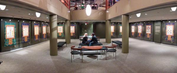 Art Lounge Rubin Museum Of