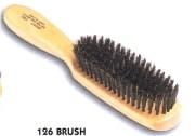 marvy 7-row natural black bristle