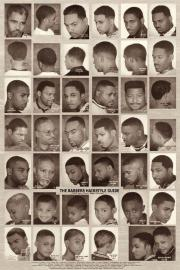barber hairstyle guide black