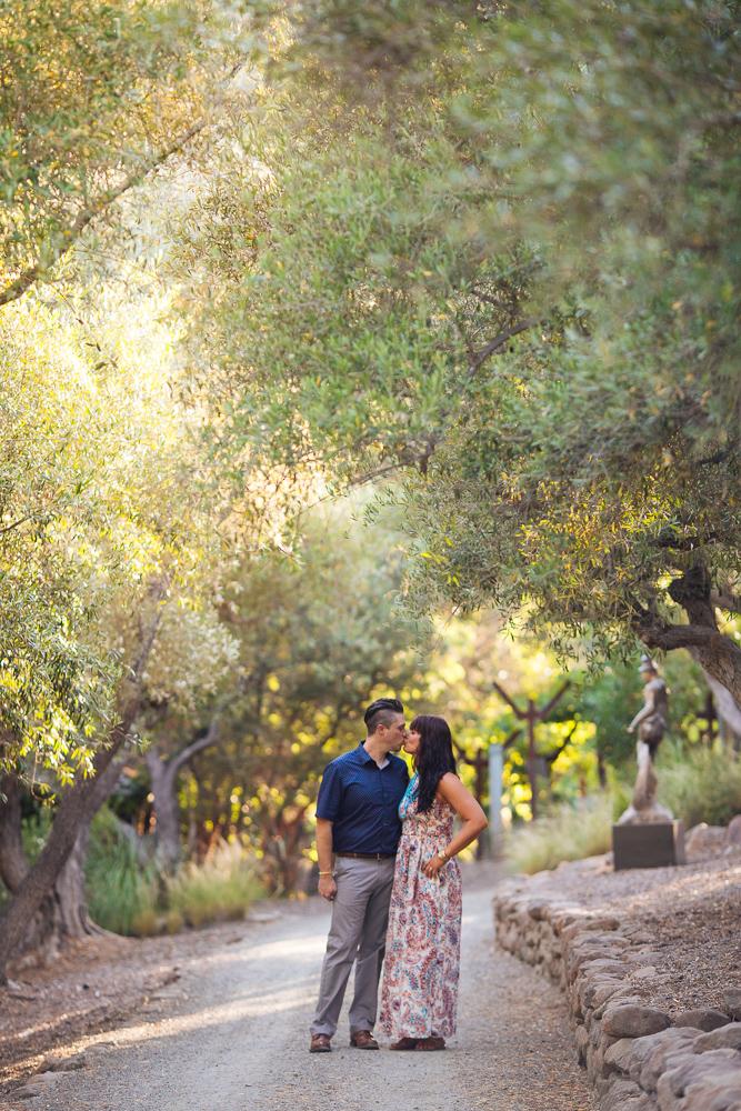Auberge Du Soleil Proposal Of Kate Amp Eldridge