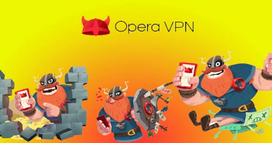 Opera Free Unlimited VPN