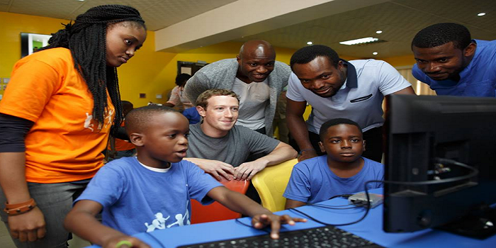 Mark Zuckerberg In Nigeria