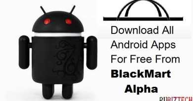 Get Premium Android App from Blackmart
