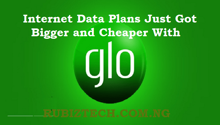 Latest Glo Internet Data plan