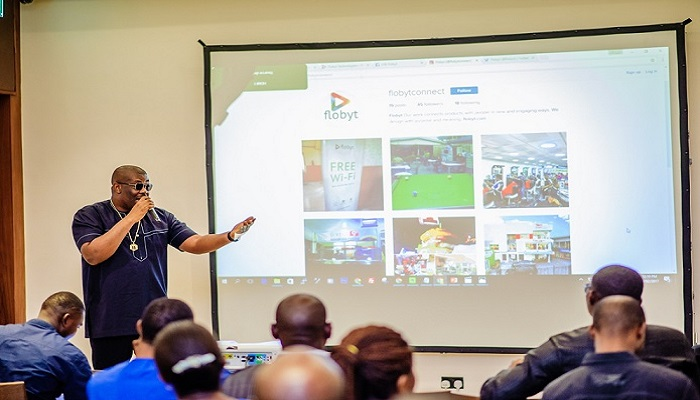 Don Jazzy launches free WiFi service in Lagos
