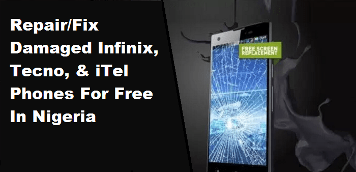 Repair/Fix Damaged Infinix, Tecno, & iTel Phone