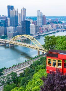 Питсбург, Пенсильвания
