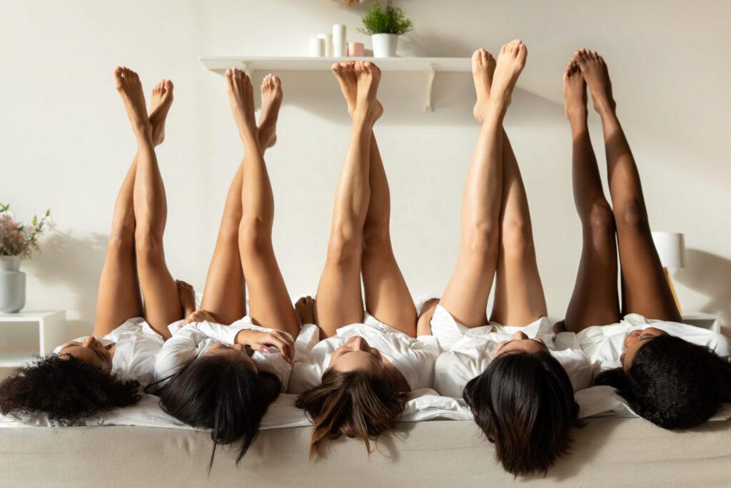 Майамигийн шилдэг Нуру массаж