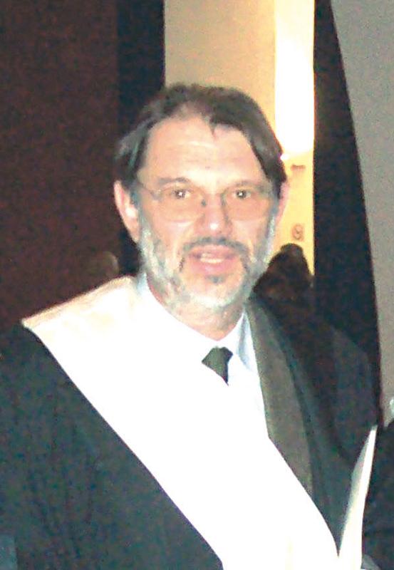 Carlo Brusa vulcanico geografo alla presidenza della Facolt di Lettere e Filosofia dellUpo  Rubriche