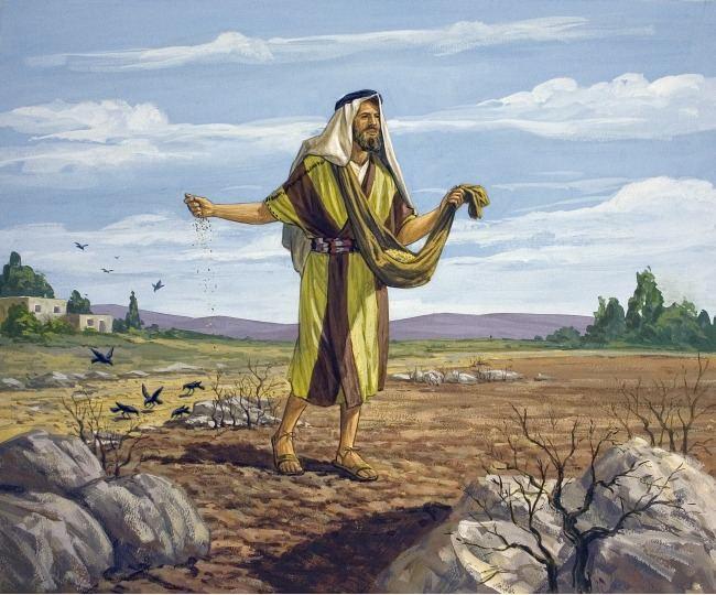 10 Perumpamaan Yesus Terpopuler  Sepanjang Masa