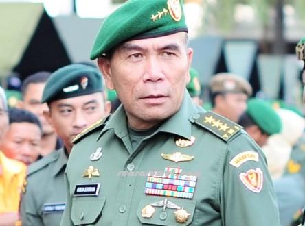 10 Jenderal TNI Aktif Beragama Kristen