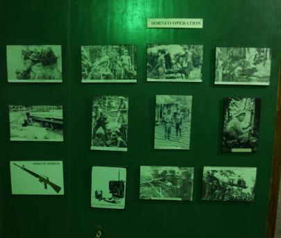 Borneo Mission Gorkha