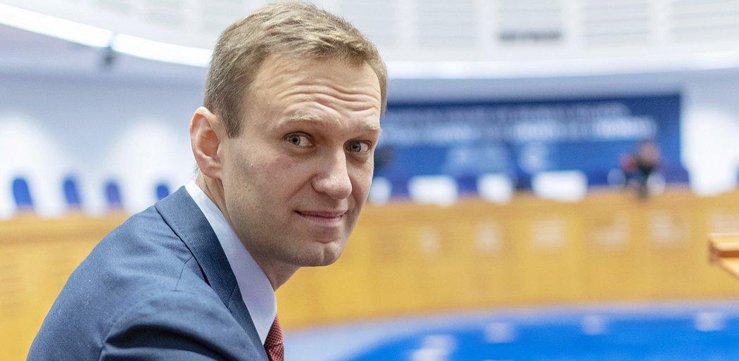 Затримання Навального в Росії
