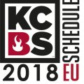 KCBS Schedule 2018