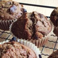 Chocolate Digestive Muffins