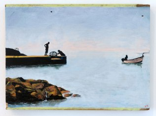 Early Morning Catch, Cinque Terre, SOLD