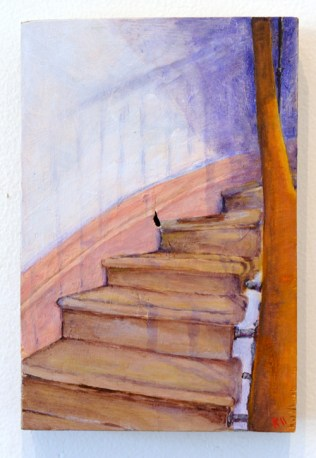 Leila's Stairs, SOLD
