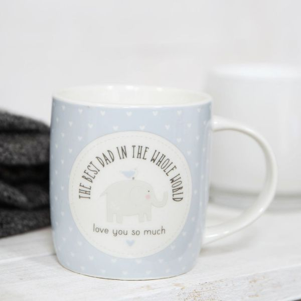 The Best Dad In The Whole World Mug