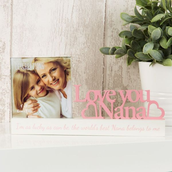 Love You Nana Photo Frame