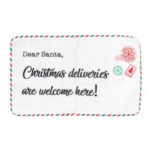 Letters To Santa Christmas Doormat
