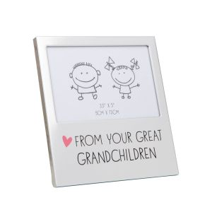 From Your Great Grandchildren Photo Frame