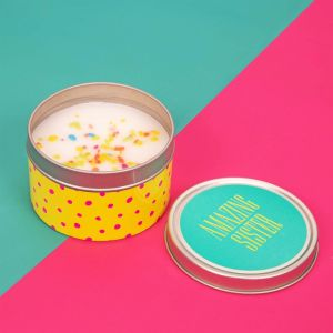 Amazing Sister Scented Candle Tin