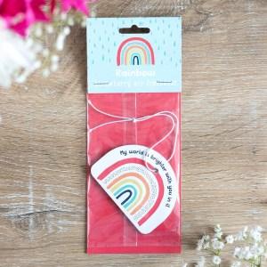 Rainbow Strawberry Scented Air Freshener