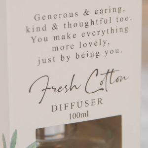Loveliest Mum Scented Reed Diffuser Gift Set