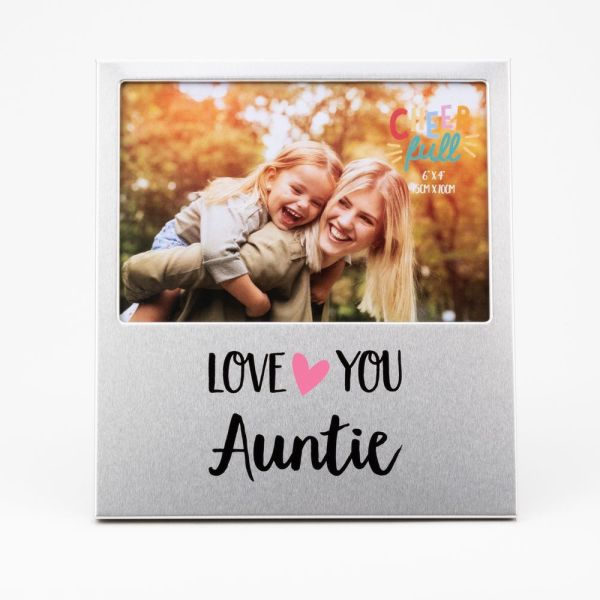 Love You Auntie Photo Frame