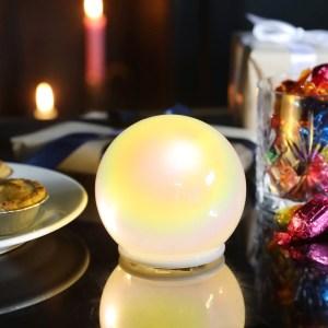 Small Pearl LED Ball Light