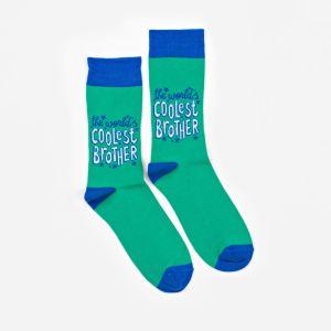 Coolest Brother Socks