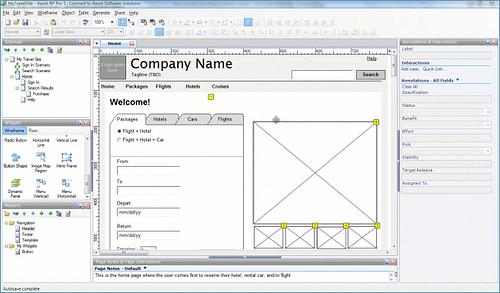 軟件界面原型設計工具(Web):Axure RP - 楊江的IT分享專欄 - CSDN博客